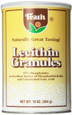 Lecithin Granules 16 oz (454 g), Fearn Natural Food
