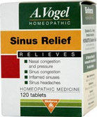 Bioforce Sinus Relief 120 Tabs, A. Vogel, Sinus Congestion