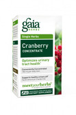 Cranberry Concentrate 60 Vegetarian Liquid Phyto-Caps, Gaia Herbs
