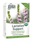 Lactation Support System 20 Tea Bags 1.41 oz Gaia Herbs