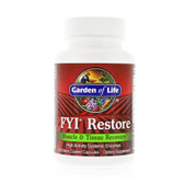 FYI Restore Muscle & Tissue Recovery 60 Enteric Coated Caps, Garden of Life