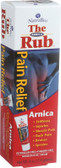 Arnica Cream The Rub 4 oz Natra Bio, Swelling, Muscle, Joints Pain