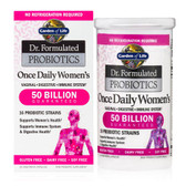 Dr. Formulated Probiotics Once Daily Women's 30 Veggie Caps, Garden of Life