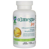 Omega3 + Joy 120 sGels, Genuine Health Corporation