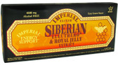 Siberian Eleuthero & Royal Jelly Extract Alcohol Free 4000 mg 10 Bottles 0.34 oz (10 ml) Each, GINCO International ( Ginseng Company)