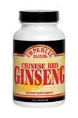 Chinese Red Ginseng 100 Caps, GINCO International ( Ginseng Company)