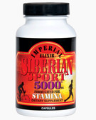 Siberian Sport 5000 mg 180 Caps, GINCO International ( Ginseng Company)