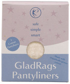 Pantyliners 3 Cotton Pantyliners, GladRags