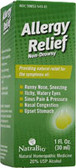 Natra Bio Allergy Relief 1 oz, Runny Nose, Sneezing