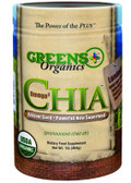 Chia Omega 3 1 lb (454 g), Greens Plus