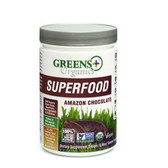 Organics Superfood Amazon Chocolate 8.46 oz (240 g), Greens Plus