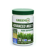 Advanced Multi Raw Superfood 9.4 oz (276 g) Greens Powder, Greens Plus