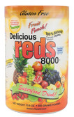 Delicious Reds 8000 Fruit Punch! 10.6 oz (300 g) Powder, Greens World