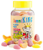 Calcium Plus Vitamin D for Kids 60 Gummies, Gummi King