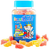 DHA Omega-3 Gummi for Kids 60 Gummies, Gummi King