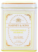 Fine Teas Chamomile Herbal 20 Sachets 0.9 oz (26 g), Harney & Sons