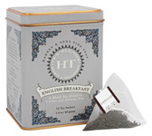 English Breakfast 20 Tea Sachets 1.4 oz (40 g), Harney & Sons