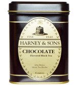Flavored Black Tea Chocolate 4 oz, Harney & Sons