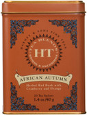 African Autumn 20 Tea Sachets 1.4 oz (40 g), Harney & Sons