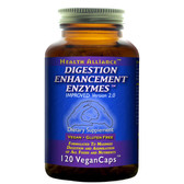 Digestion Enhancement Enzymes 120 VeganCaps, HealthForce Nutritionals