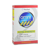 Omni Cleansing Caps Extra Strength 4 Cleansing Caps, Heaven Sent Naturals
