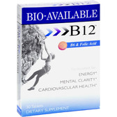 Sublingual B12 Great Berry Taste 30 Fast Dissolve Tabs, Heaven Sent Naturals