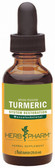 Whole Rhizome Turmeric 1 oz (30 ml), Herb Pharm