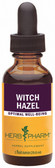 Witch Hazel 1 oz Herb Pharm, Astringent, Bruises, Blemishes