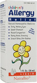 Children's Allergy 1 oz, Natra Bio