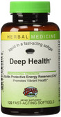 Deep Health Alcohol Free 120 Fast-Acting sGels, Herbs Etc.