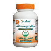 Ashwagandha 60 Caplets, Himalaya Herbal Healthcare