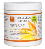 Neti-Salt Eco Refillable Jar 12 oz (340.2 g), Himalayan Institute