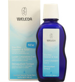 One Step Cleanser & Toner 3.4 oz Weleda