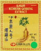 Pure Concentrated Ginseng Tea 1.7 oz (50 g), Ilhwa