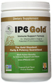 IP6 Gold Immune Support Formula Tropical Fruit Flavor 14.6 oz Powder, IP-6 International