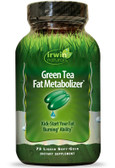 Green Tea Fat Metabolizer 75 Liquid Soft-Gels, Irwin Naturals
