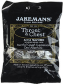 Throat & Chest Anise Flavored 30 Lozenges, Jakemans