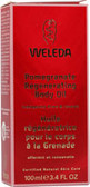 Pomegranate Regenerating Body Oil 3.4 oz, Weleda