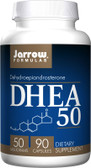 DHEA 50 50 mg 90 Caps, Jarrow
