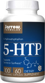 5-HTP 100 mg 60 Caps, Jarrow