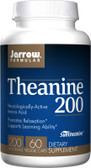 Theanine 200 200 mg 60 Caps, Jarrow