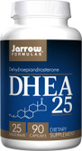 DHEA 25 25 mg 90 Caps, Jarrow