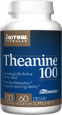 Theanine 100 100 mg 60 Caps, Jarrow