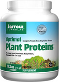Optimal Plant Proteins Powder 19 oz (540 g), Jarrow