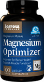 Magnesium Optimizer 100 Tabs, Jarrow