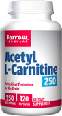 Acetyl L-Carnitine 250 250 mg 120 Caps, Jarrow