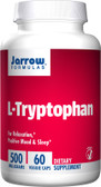 L-Tryptophan 500 mg 60 Caps, Jarrow