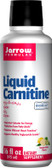 Liquid Carnitine Lemon-Lime Flavor 16 oz (475 ml), Jarrow