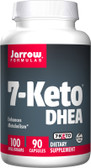 7-Keto DHEA 100 mg 90 Caps, Jarrow