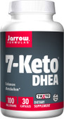 7-Keto DHEA 100 mg 30 Caps, Jarrow